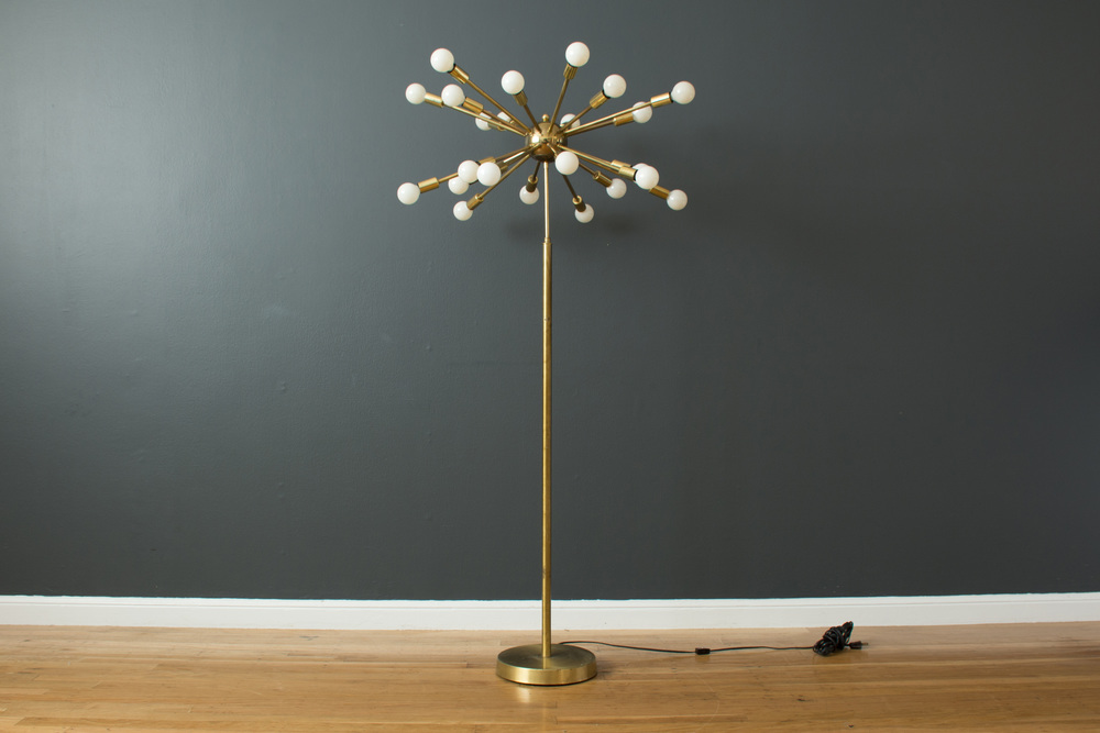 Copy of Vintage Mid-Century Sputnik Floor Lamp