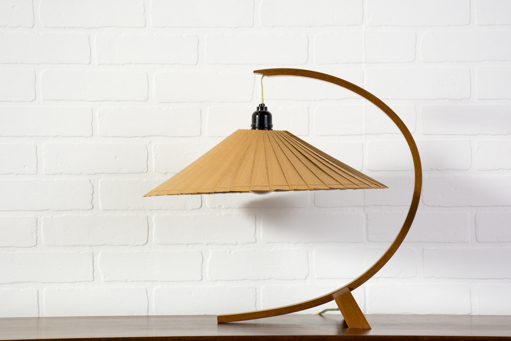 Copy of Vintage Mid-Century Lamp