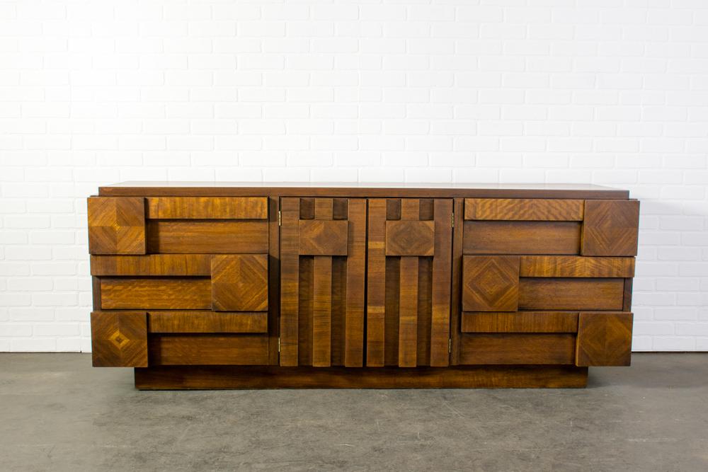 Mid-Century Modern Dresser by Lane