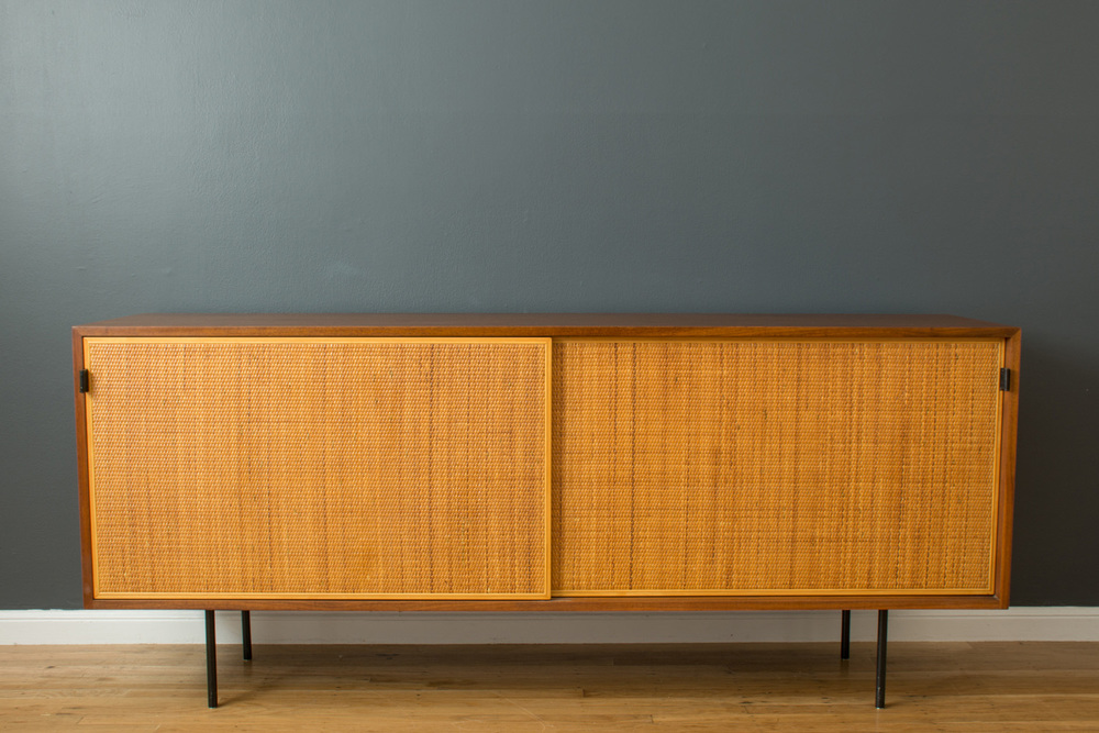 Mid-Century Modern Sideboard by Florence Knoll