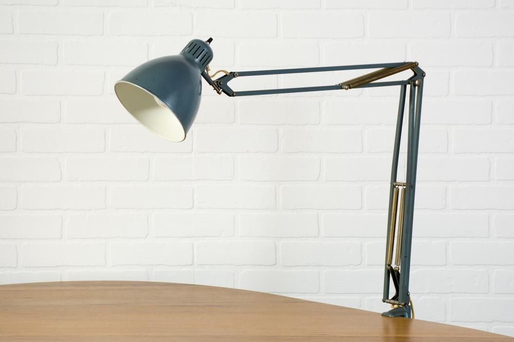 Vintage Luxo Task Lamp