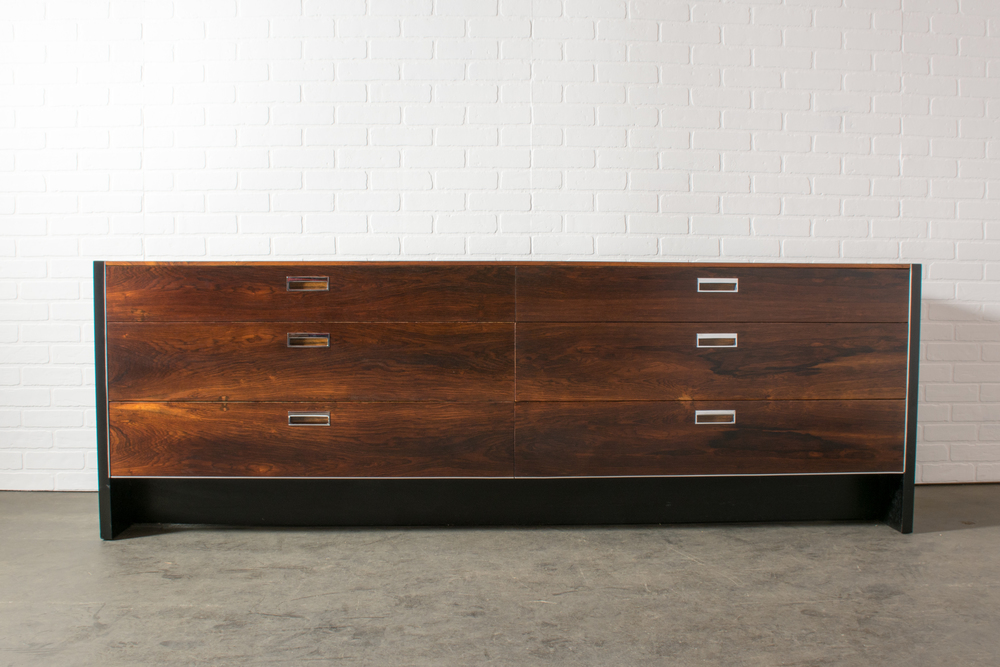 Vintage Rosewood Dresser by Robert Baron for Glen of California