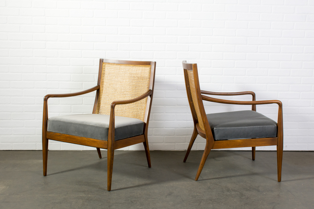Copy of Pair of Vintage Mid-Century Chairs by Richardson Nemschoff