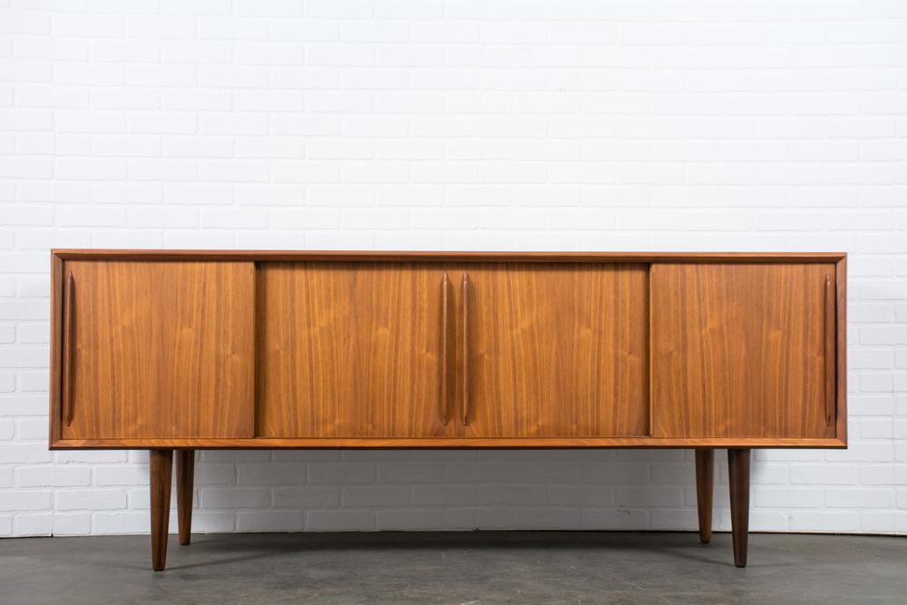 Danish Modern Sideboard by H.P. Hansen
