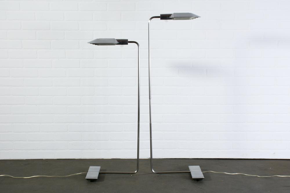 Pair of Floor Lamps by Cedric Hartman