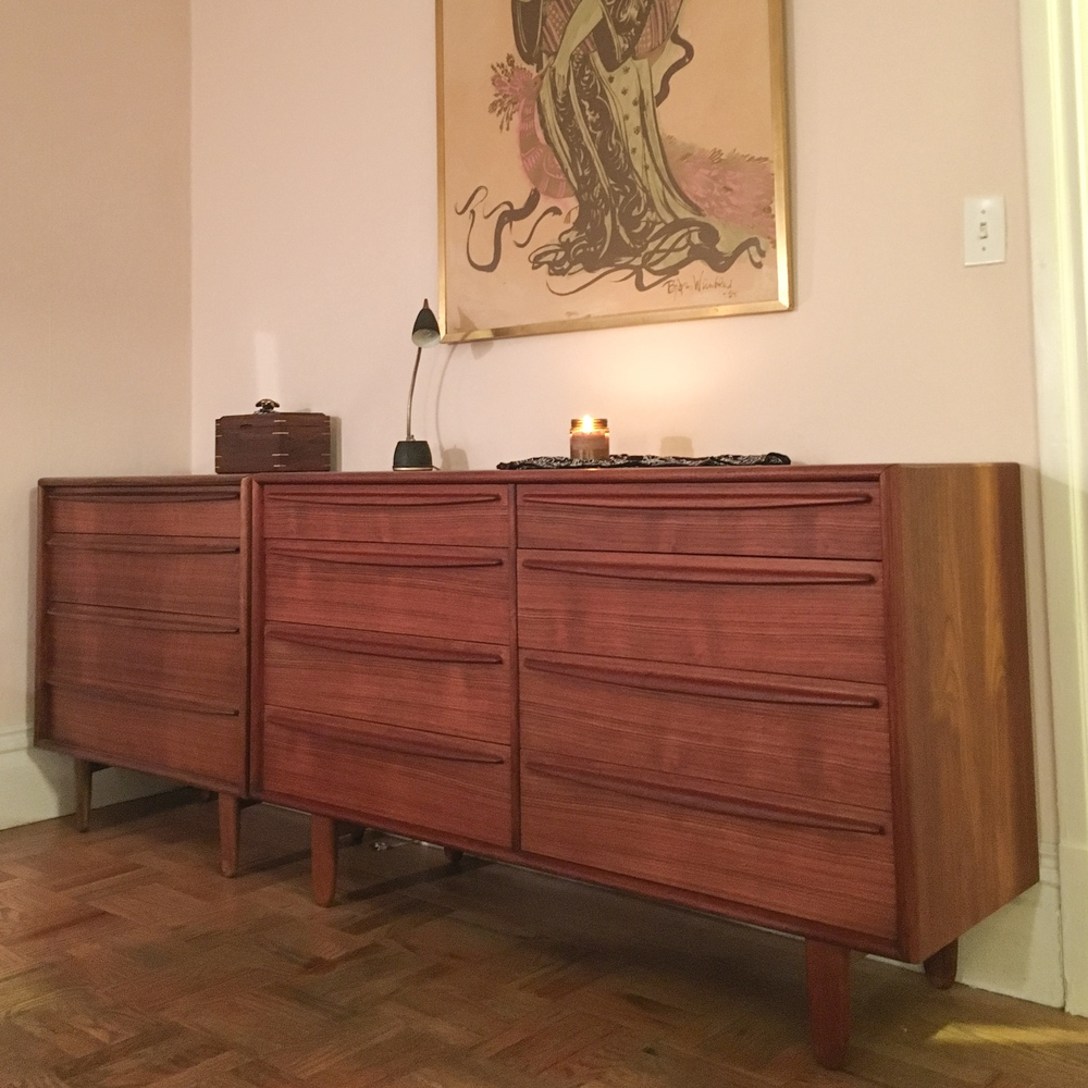 Teak Dresser by Sven A. Madsen - Michaela, San Francisco, CA