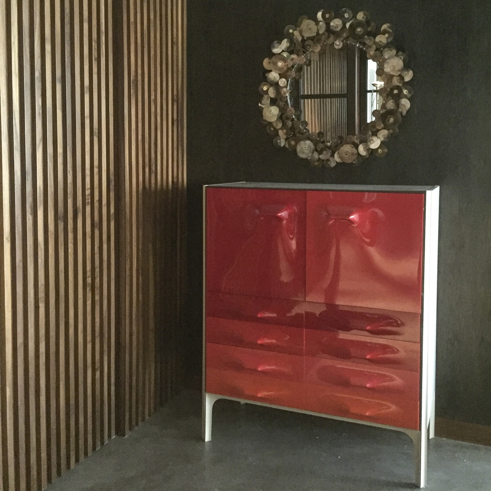 Raymond Loewy Dresser - Rahul, Dubai