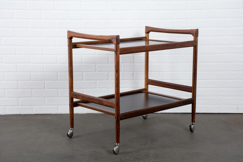 Drylund Rosewood Bar Cart