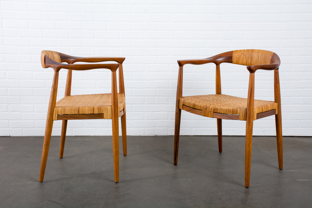 Copy of Pair of Vintage Mid-Century Armchairs