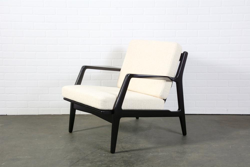 Vintage Lounge Chair by Ib Kofod Larsen