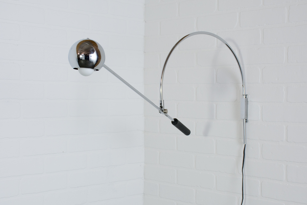 Copy of Wall Mount Lamp by Robert Sonneman