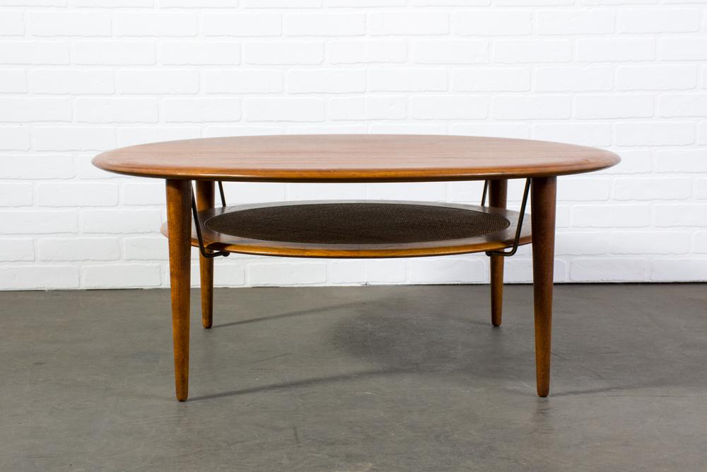 Copy of Teak Coffee Table by Peter Hvidt