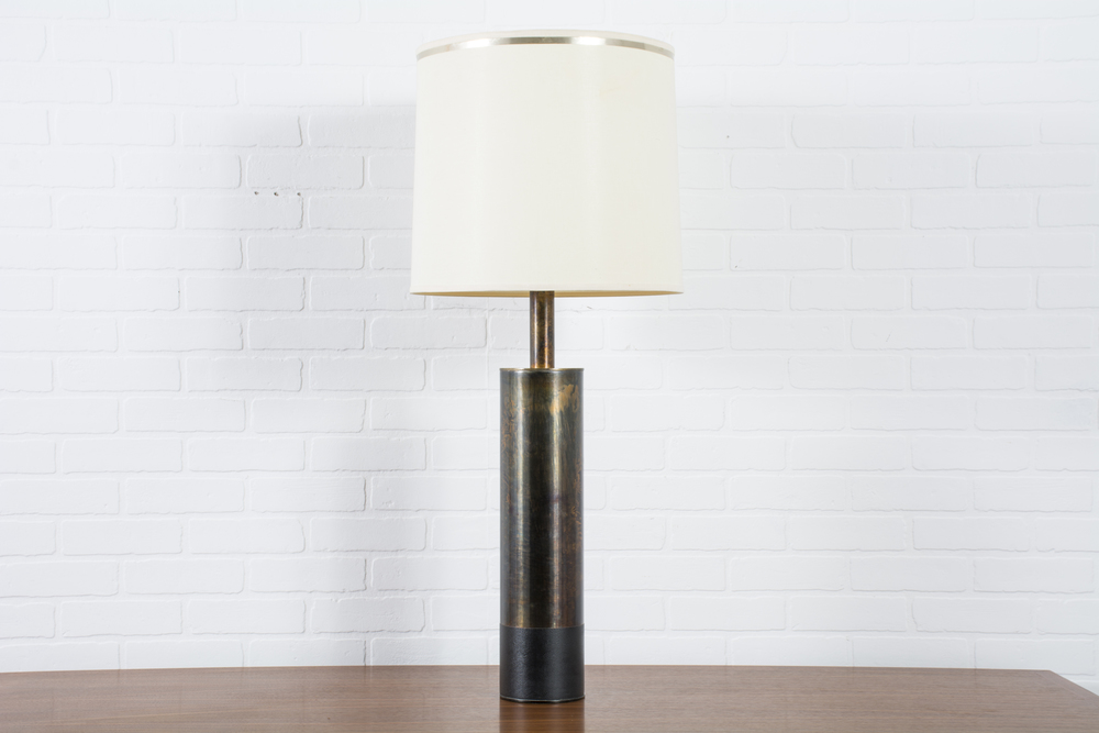 Copy of Vintage Copper Table Lamp by Laurel Lamp Company