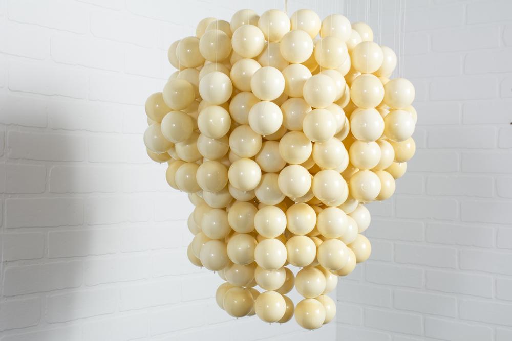Ball Pendant Lamp by Verner Panton