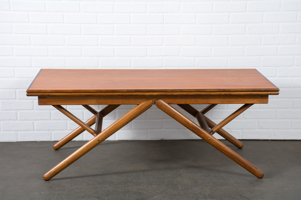 Vintage Mid-Century Metamorphic Table