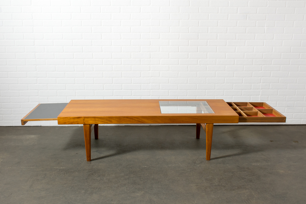 Copy of Rare Danish Modern Coffee Table by Selig