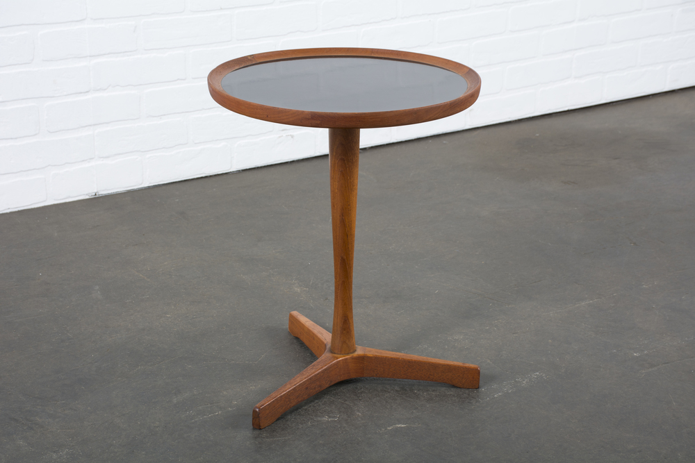 Danish Modern Side Table by Hans C. Andersen