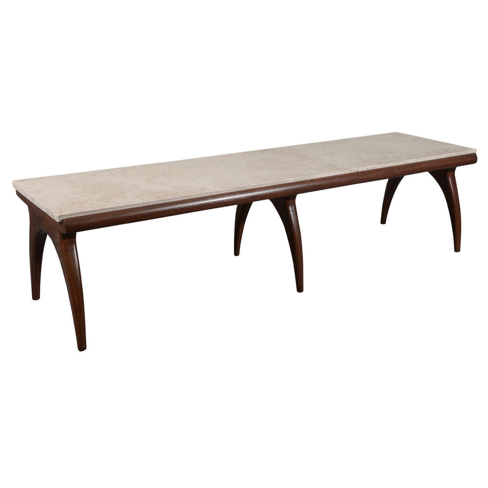 Bertha Schaefer for Singer & Sons Coffee Table. Photo: The Exchange Int/1stdibs