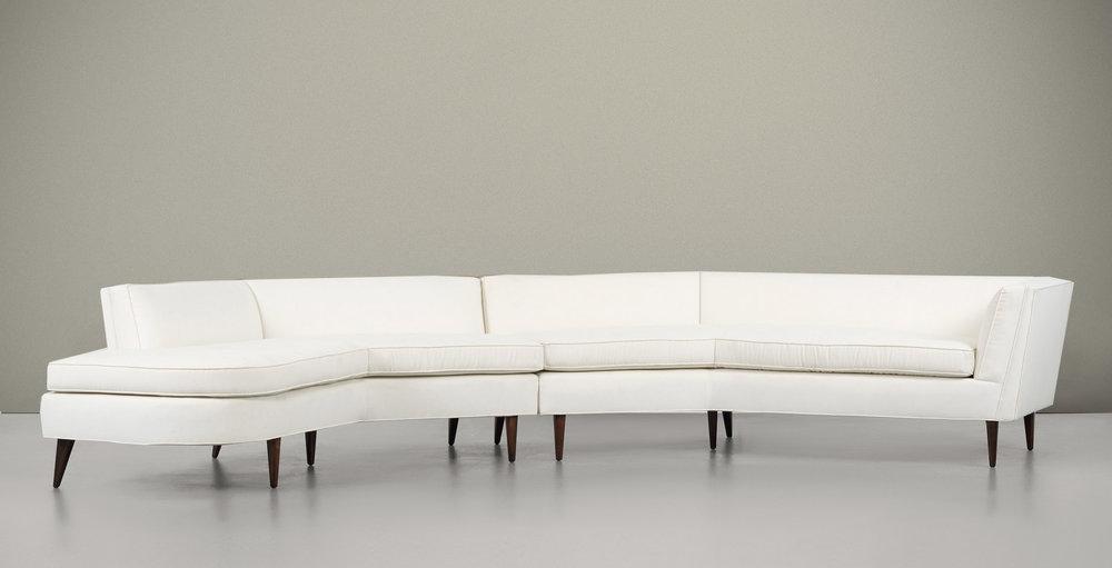 Bertha Schaefer Sofa for Singer & Sons. Photo: Wright Auction
