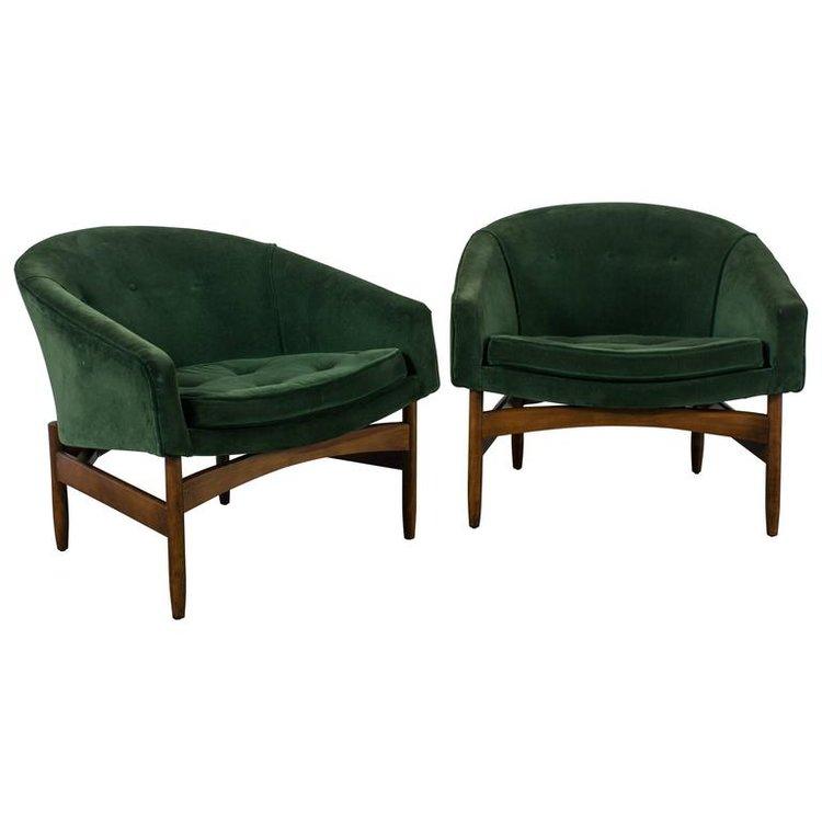 Mid Century Modern Chair Designers designer spotlight: lawrence peabody — mid-century modern finds