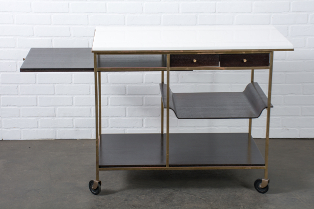 Vintage Mid-Century Bart Cart by Paul McCobb