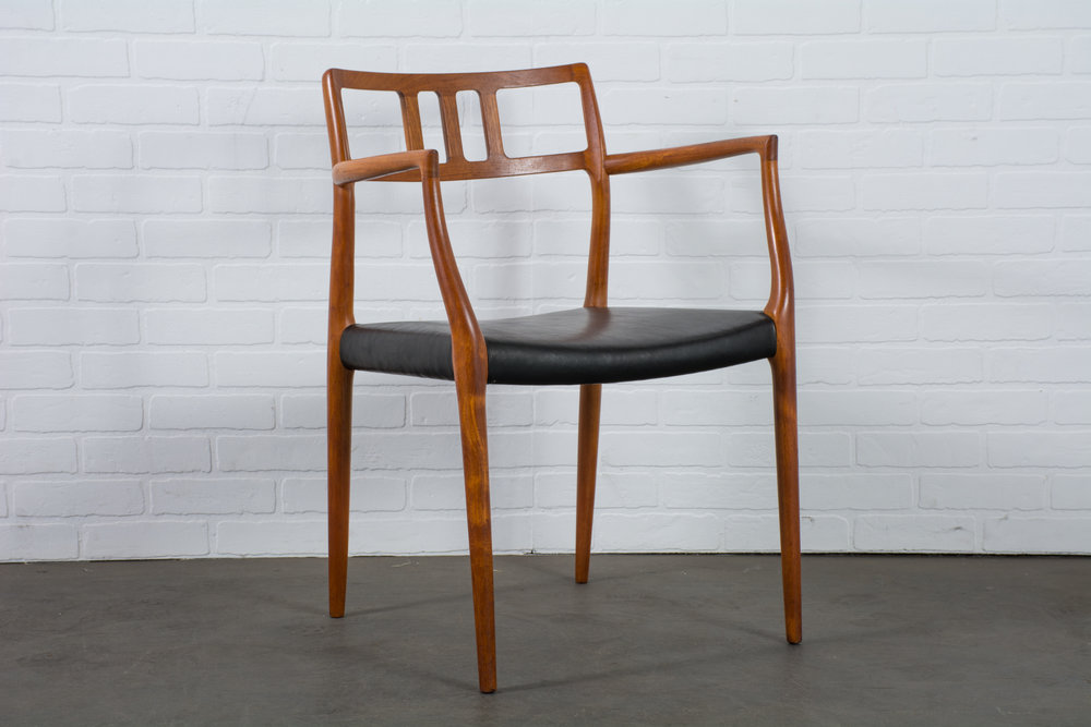 Copy of Niels Moller Teak Armchair