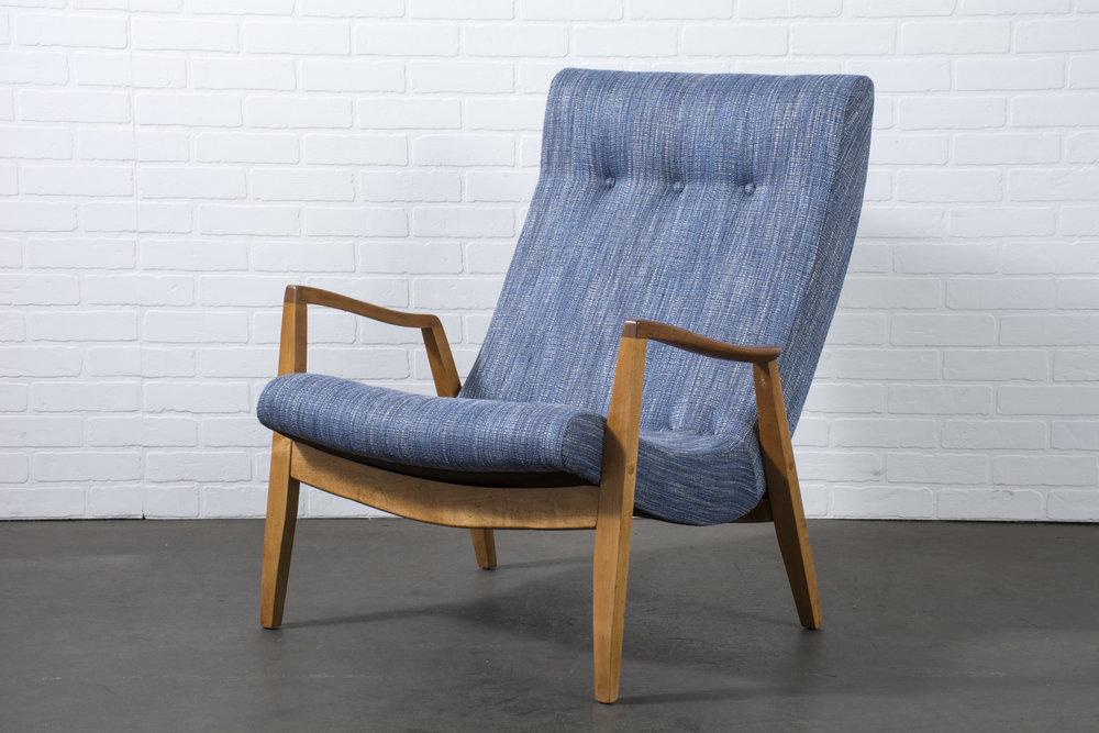 Copy of Vintage Milo Baughman 'Scoop' Chair