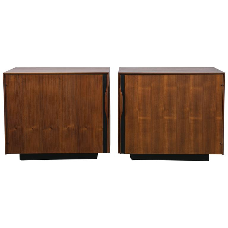 Pair of Night Stands by John Kapel for Glenn of California