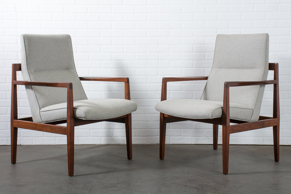 Copy of Jens Risom Lounge Chairs