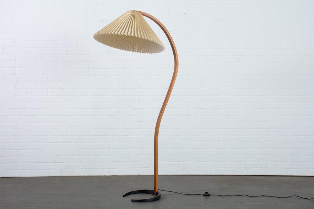 Danish Modern Bentwood Caprani Floor L& & Danish Modern Bentwood Caprani Floor Lamp u2014 Mid-Century Modern Finds