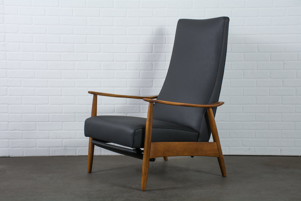 Milo Baughman Recliner/Lounge Chair 1960s & Milo Baughman Recliner/Lounge Chair 1960s u2014 Mid-Century Modern Finds islam-shia.org