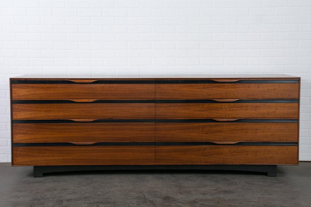 Copy of John Kapel for Glenn of California Walnut Dresser