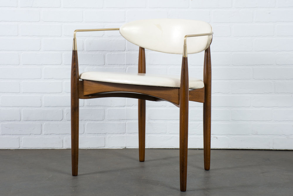 Copy of Dan Johnson Viscount Armchair by Selig