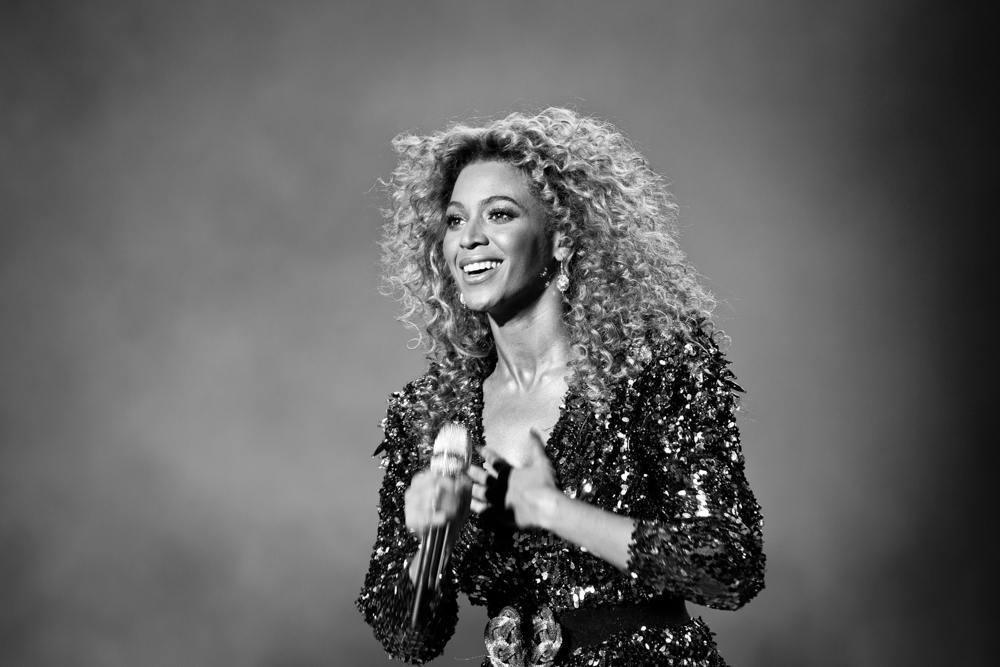 ⌃ Beyonce