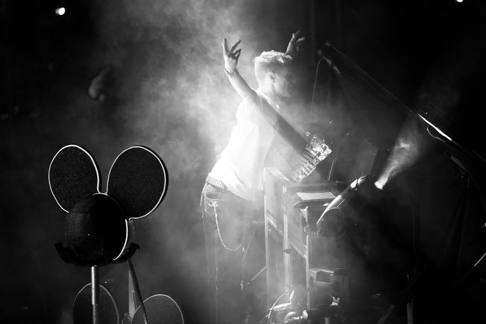 ⌃ Deadmau5