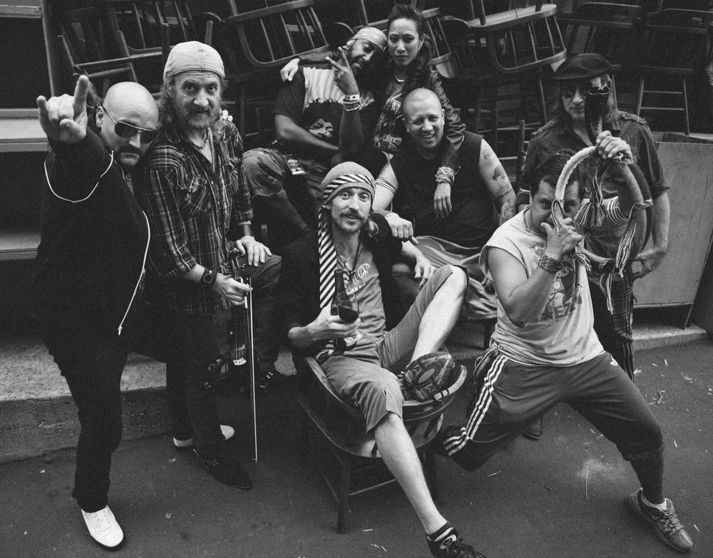 ⌃Gogol Bordello