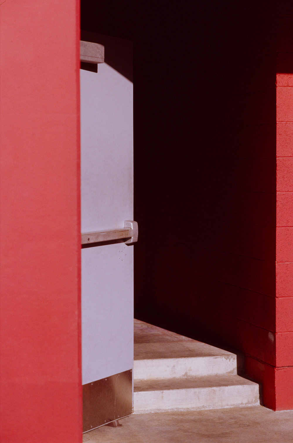 La Brea Alley, Kodak Ektachrome 100SW