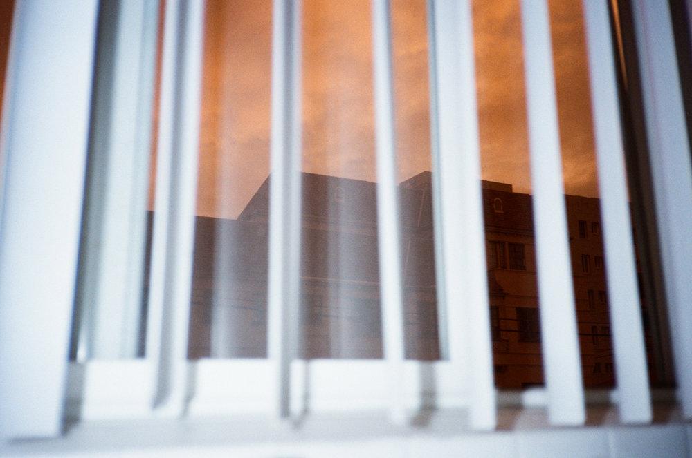 5th St. Kitchen Window, Kodak Gold 200