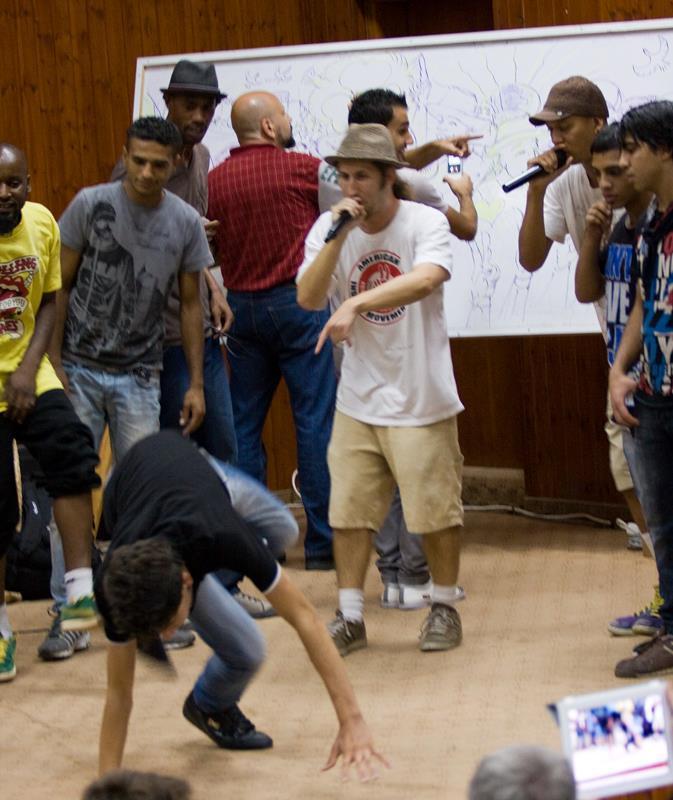 Performance in Qalqilya
