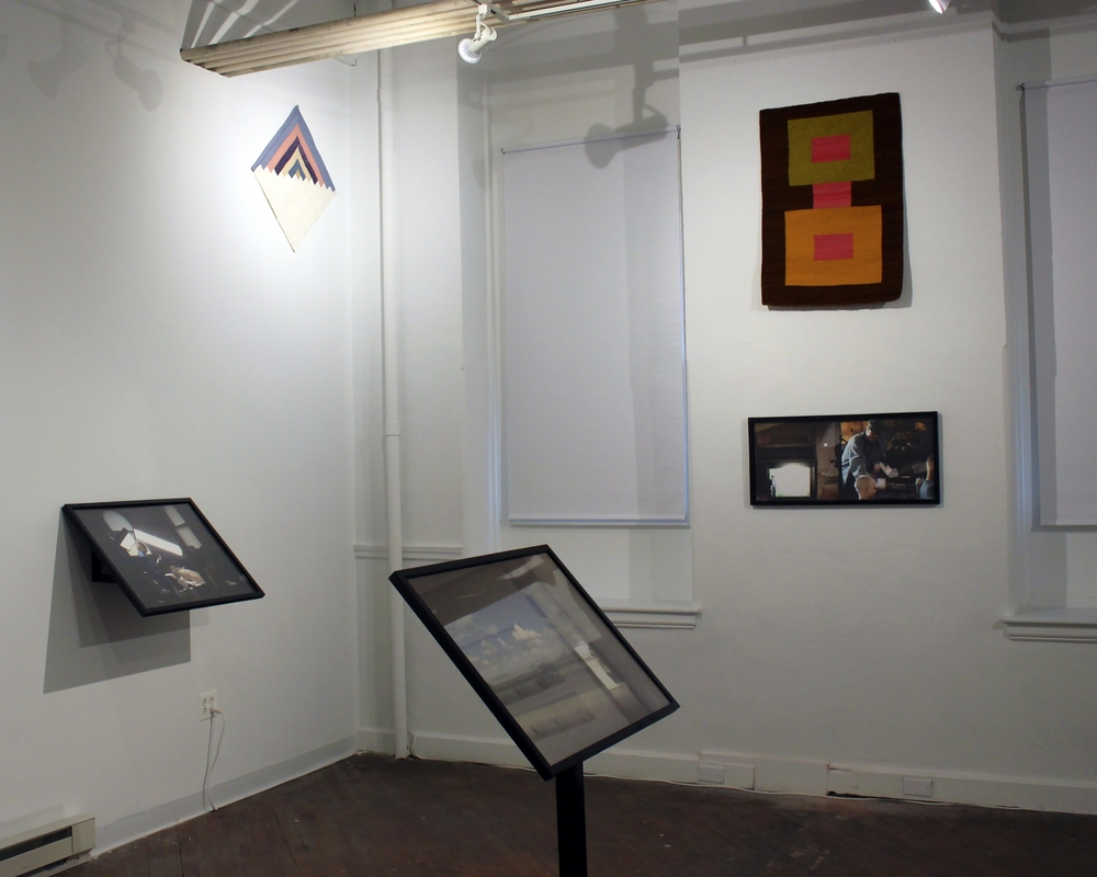 'Recent Relics and Re-Placed Sites' Exhibition
