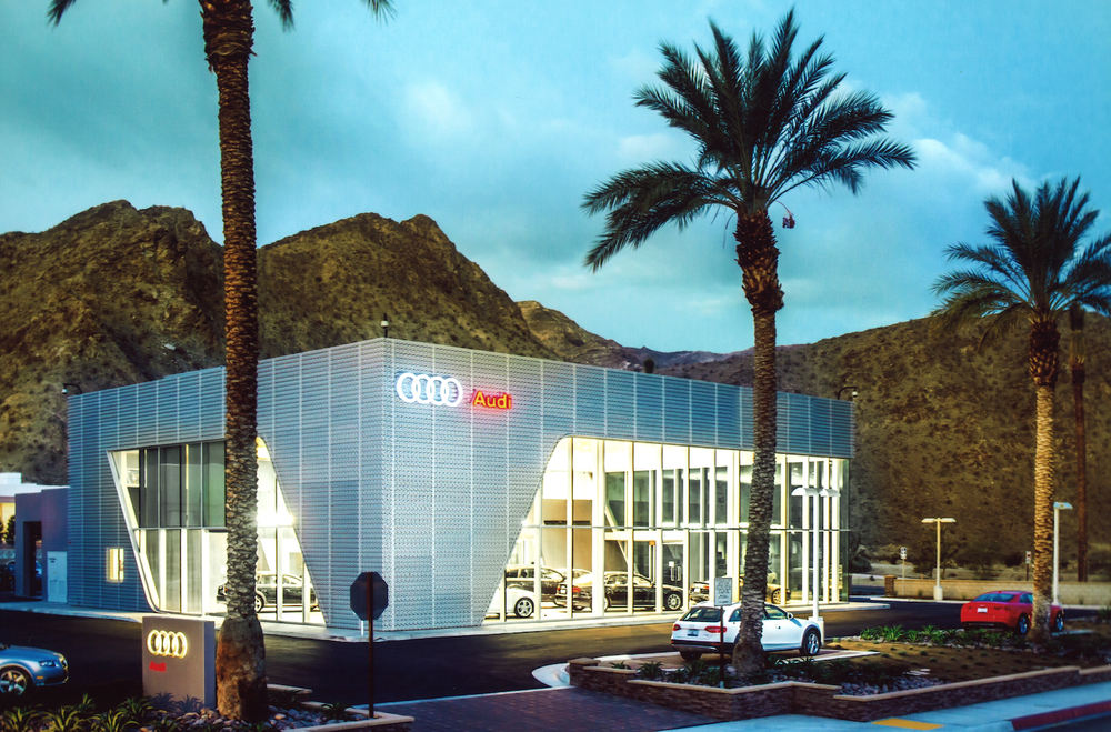 Audi Rancho Mirage