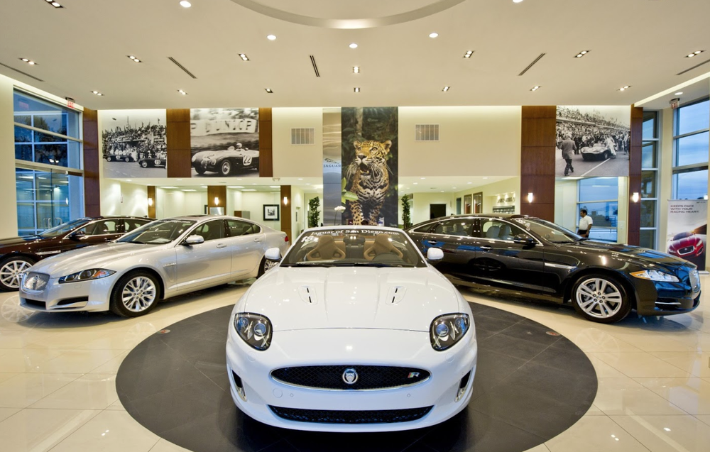 Auto Dealership Design Wai Whitfield Associates Inc