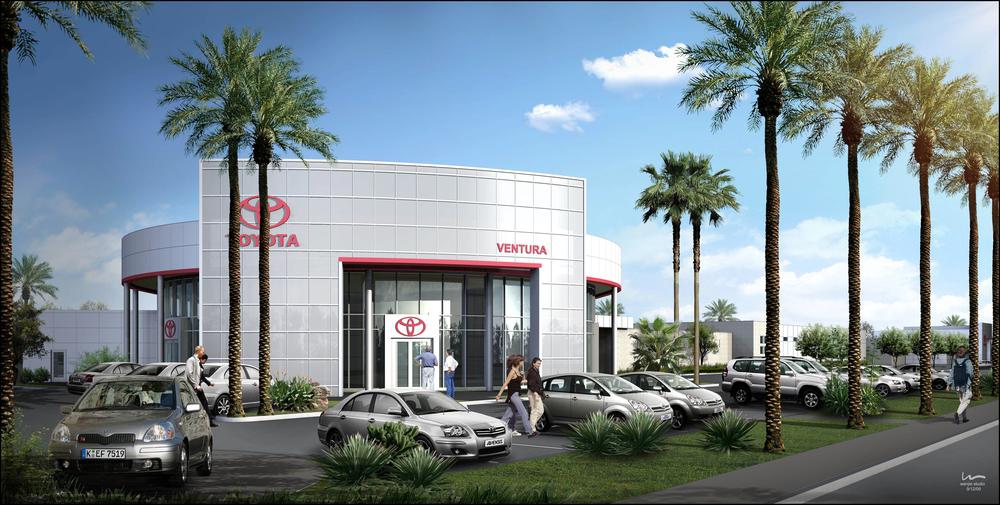 Ventura Toyota
