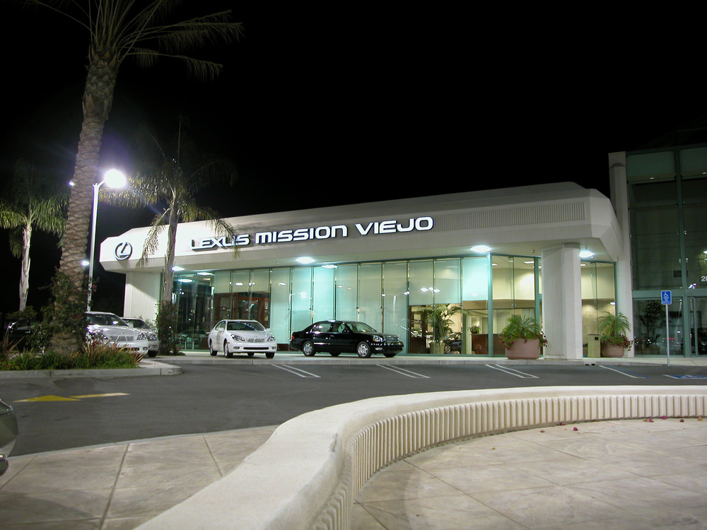 auto dealership design wai whitfield associates inc. Black Bedroom Furniture Sets. Home Design Ideas