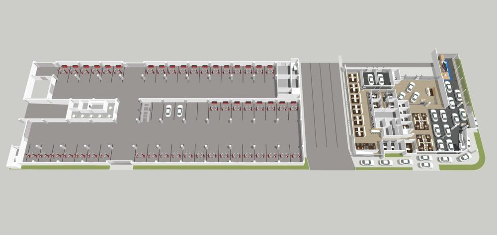 BMW Facility Concept