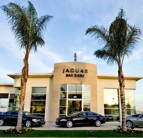 Jaguar San Diego