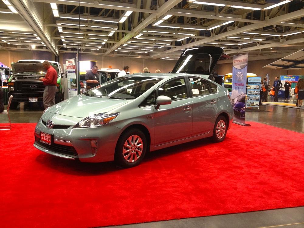 Toyota Prius EV