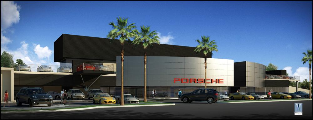 Walters Porsche, Riverside CA