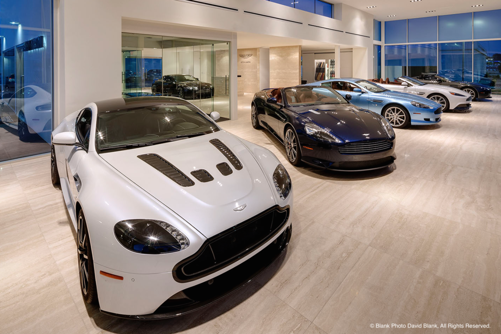 Aston Martin San Diego