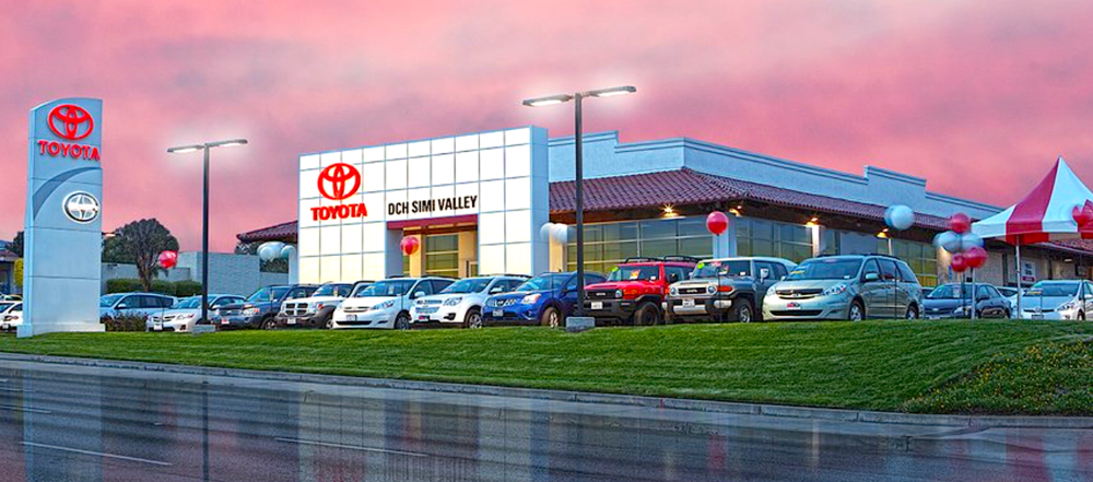 DCH Toyota Simi Valley, CA